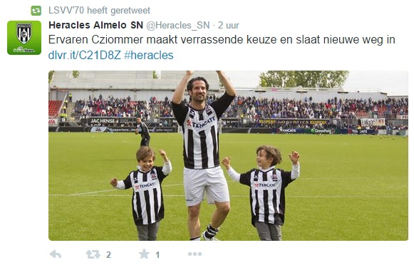 heracles tweet